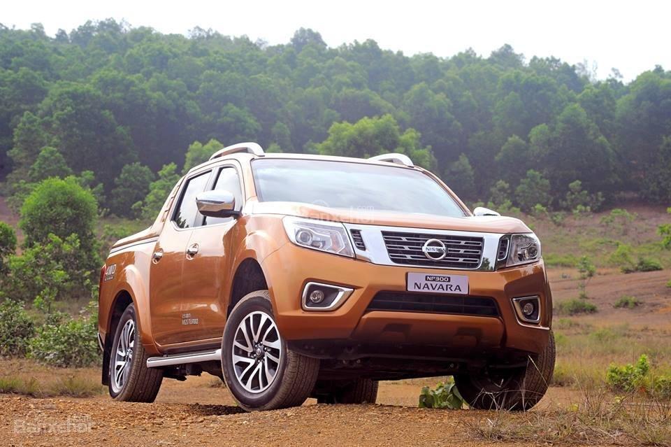 Bán Nissan Navara NP300 đời 2015,  nhập khẩu, giá chỉ 595 triệu-7