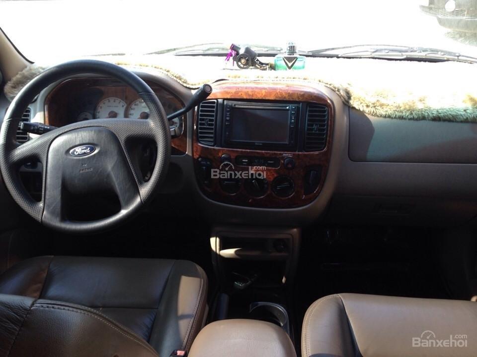 Bán xe Ford Escape XLT 2003 AT, 279 triệu-7
