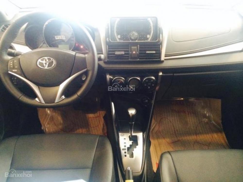 Toyota An Sương bán xe Vios G 2015, chương trình khuyến mãi đến 40tr -2