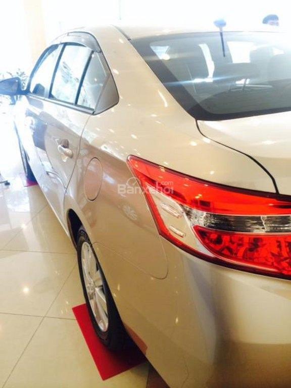 Toyota An Sương bán xe Vios G 2015, chương trình khuyến mãi đến 40tr -6