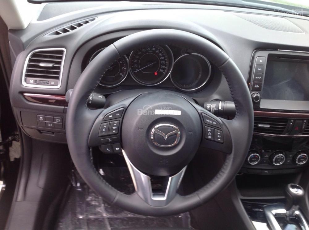 Mazda Gò Vấp bán Mazda 6 Full Option, công nghệ mới, thiết kế Kodo giá 978 triệu đã bao gồm VAT -5