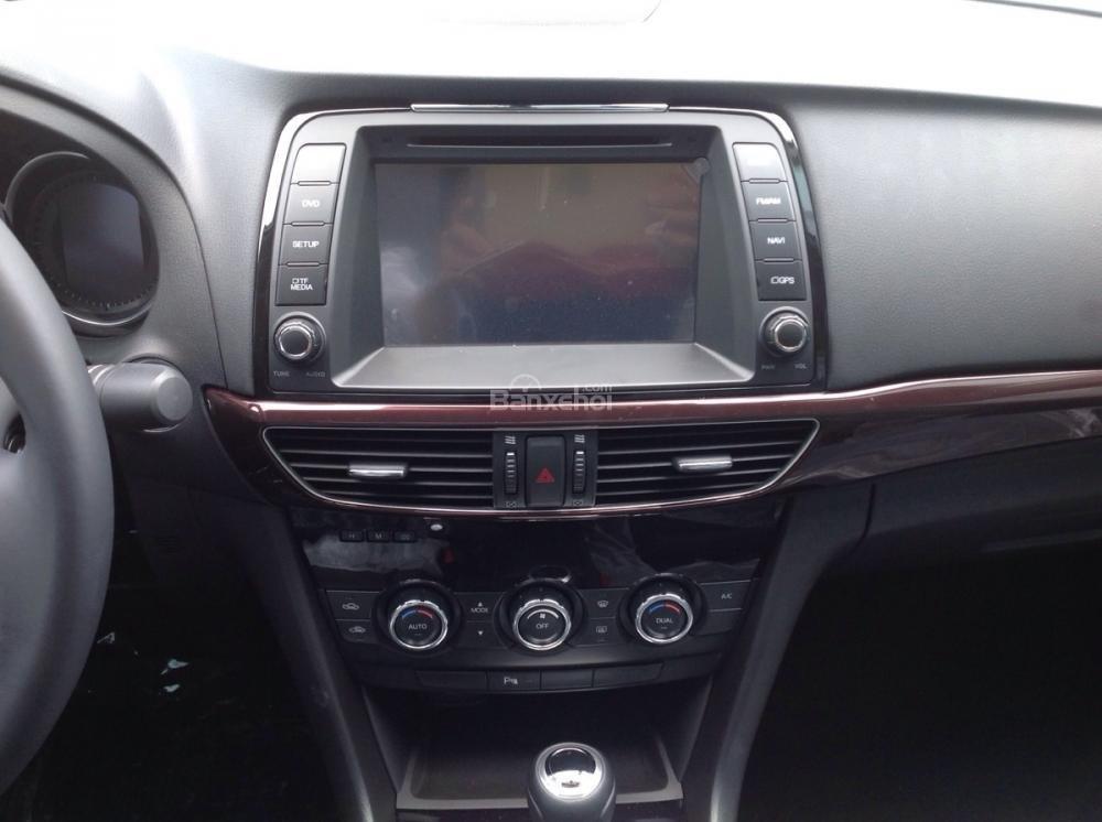Mazda Gò Vấp bán Mazda 6 Full Option, công nghệ mới, thiết kế Kodo giá 978 triệu đã bao gồm VAT -7