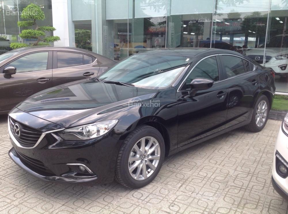 Mazda Gò Vấp bán Mazda 6 Full Option, công nghệ mới, thiết kế Kodo giá 978 triệu đã bao gồm VAT -8