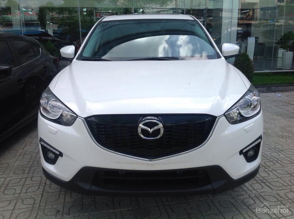 Mazda Gò Vấp bán CX-5 giá 1.039 tỷ, ưu đãi lớn nhất trong năm, tặng kèm nhiều quà tặng -0