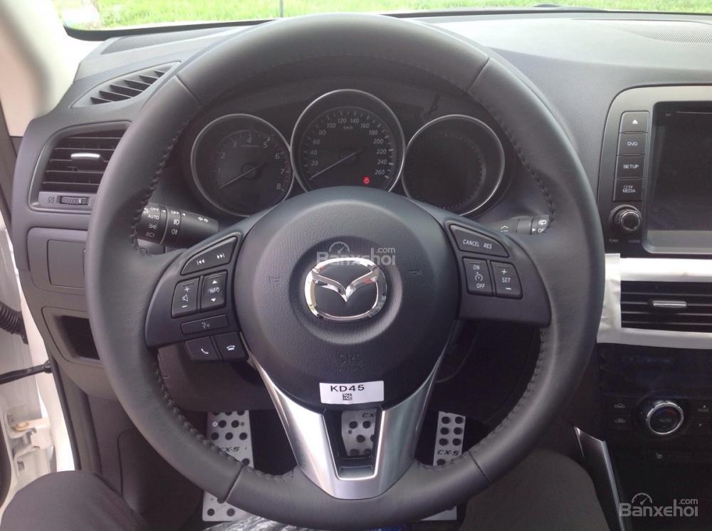 Mazda Gò Vấp bán CX-5 giá 1.039 tỷ, ưu đãi lớn nhất trong năm, tặng kèm nhiều quà tặng -5