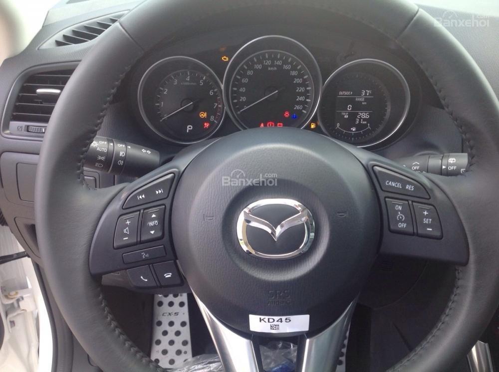 Mazda Gò Vấp bán CX-5 giá 1.039 tỷ, ưu đãi lớn nhất trong năm, tặng kèm nhiều quà tặng -7