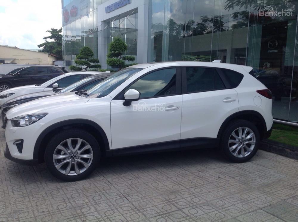 Mazda Gò Vấp bán CX-5 giá 1.039 tỷ, ưu đãi lớn nhất trong năm, tặng kèm nhiều quà tặng -14