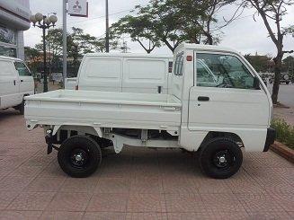Cần bán xe Suzuki Super Carry Truck đời 2015, màu trắng-1
