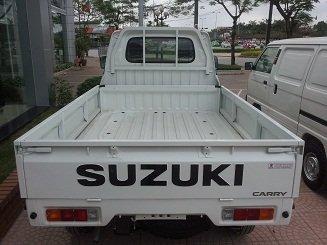 Cần bán xe Suzuki Super Carry Truck đời 2015, màu trắng-2