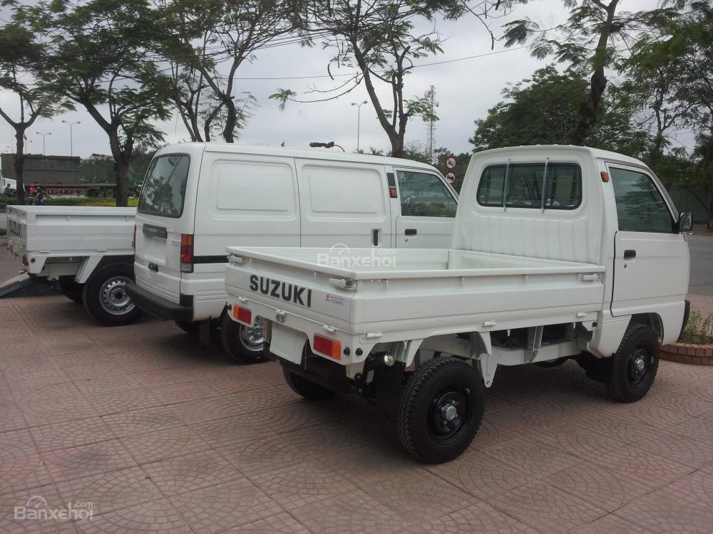 Cần bán xe Suzuki Super Carry Truck đời 2015, màu trắng-3