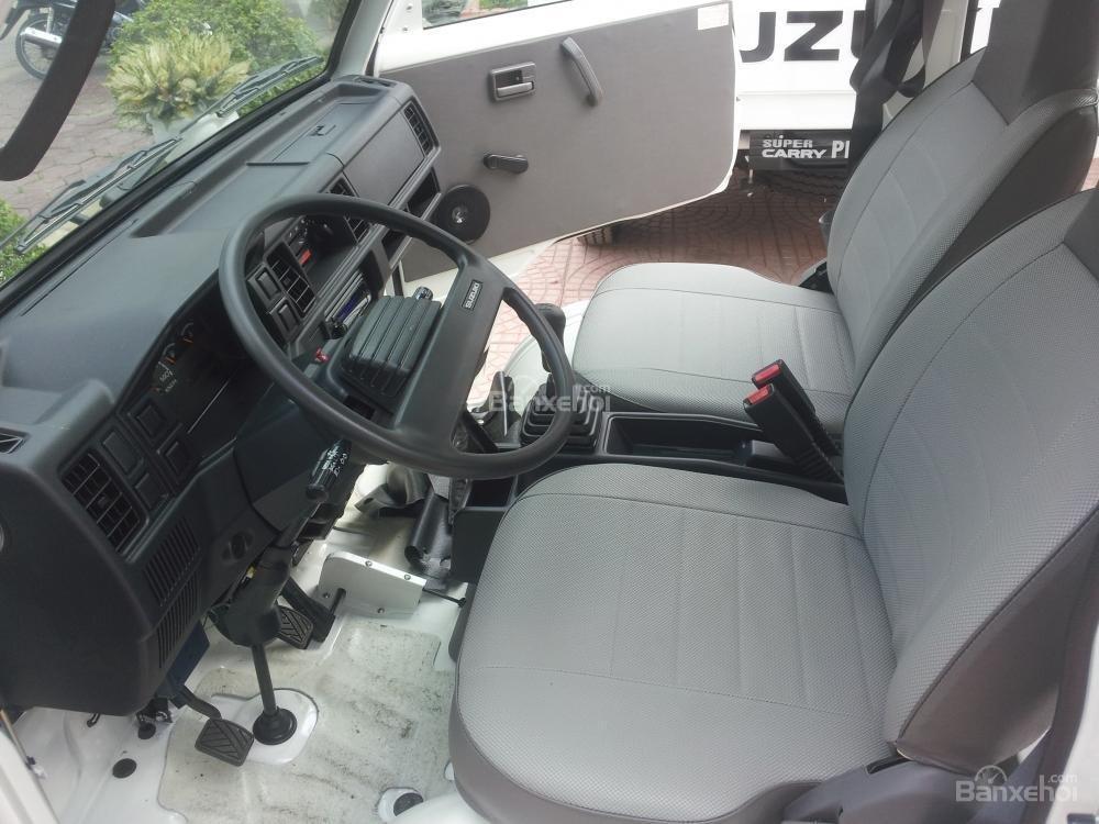 Cần bán xe Suzuki Super Carry Truck đời 2015, màu trắng-4