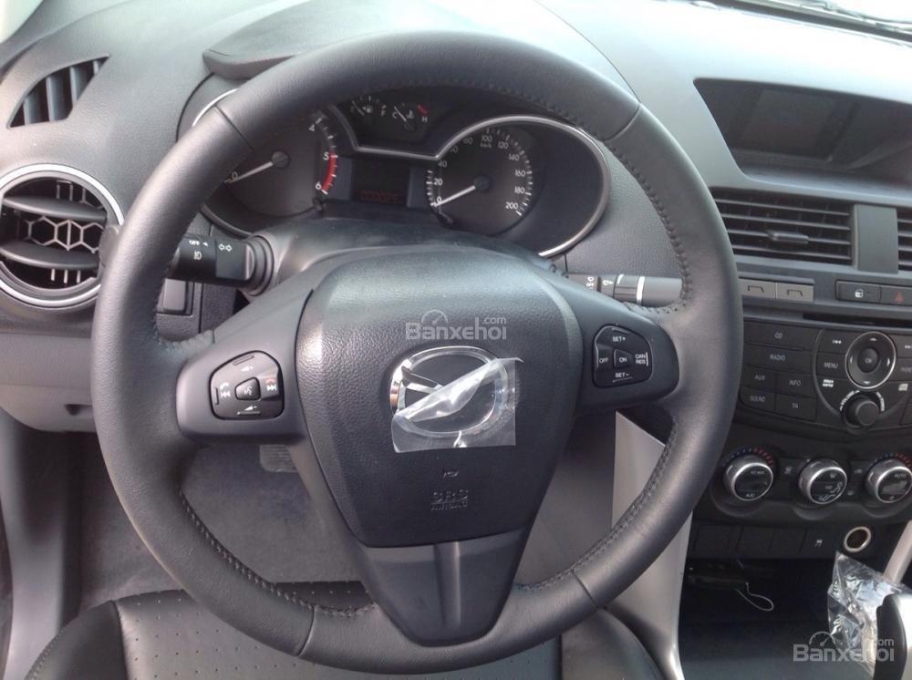 Cần bán Mazda BT 50 MT 4x4 đời 2015, nhập khẩu nguyên chiếc giá 649 triệu-2