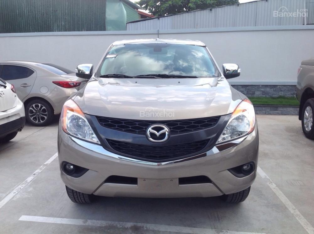 Cần bán Mazda BT 50 MT 4x4 đời 2015, nhập khẩu nguyên chiếc giá 649 triệu-6