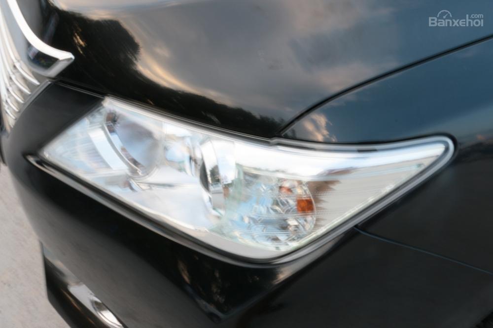 Bán ô tô Toyota Camry 2.5G AT đời 2013, màu đen-4