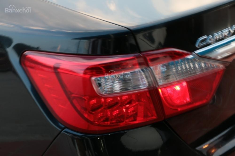 Bán ô tô Toyota Camry 2.5G AT đời 2013, màu đen-6