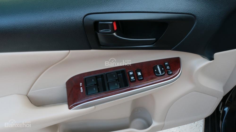 Bán ô tô Toyota Camry 2.5G AT đời 2013, màu đen-7