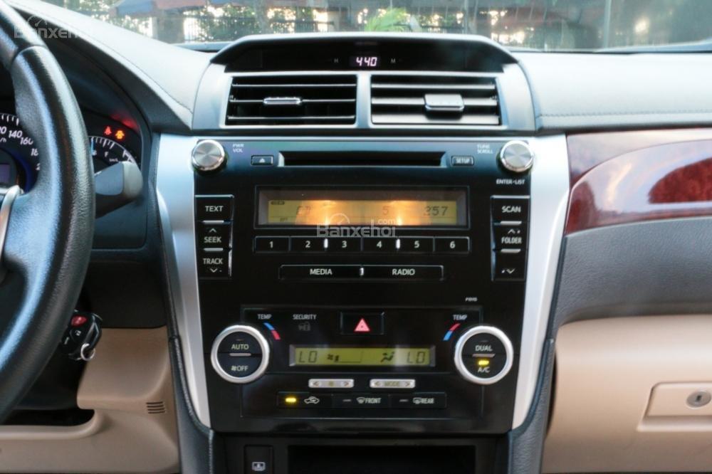 Bán ô tô Toyota Camry 2.5G AT đời 2013, màu đen-11