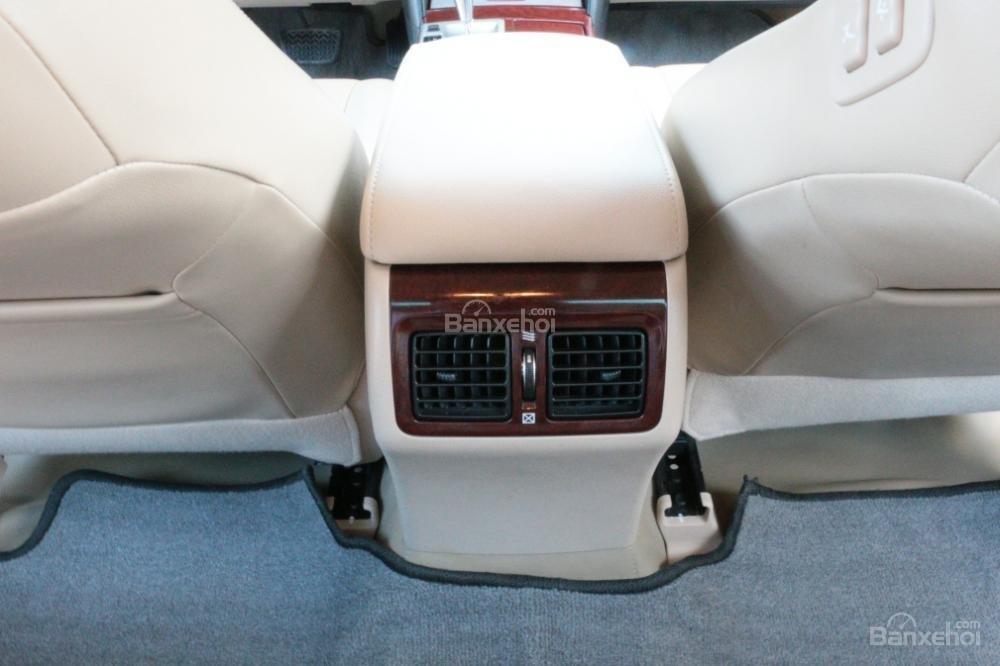Bán ô tô Toyota Camry 2.5G AT đời 2013, màu đen-14