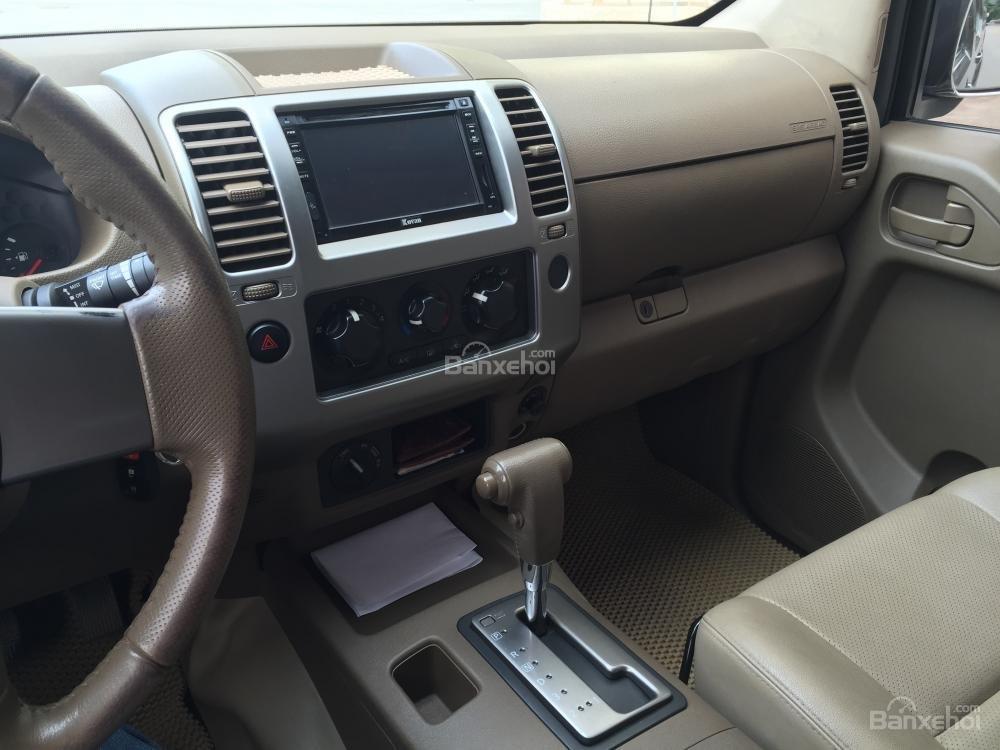 Cần bán lại xe Nissan Navara XE đời 2012, nhập khẩu chính hãng-1
