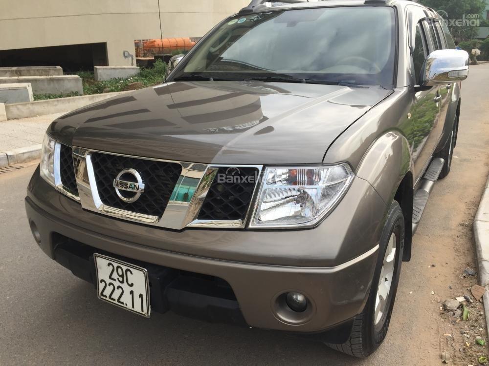 Cần bán lại xe Nissan Navara XE đời 2012, nhập khẩu chính hãng-3