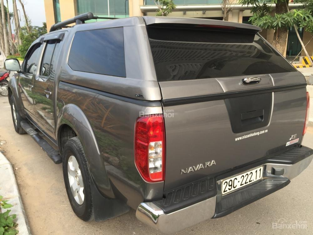 Cần bán lại xe Nissan Navara XE đời 2012, nhập khẩu chính hãng-4