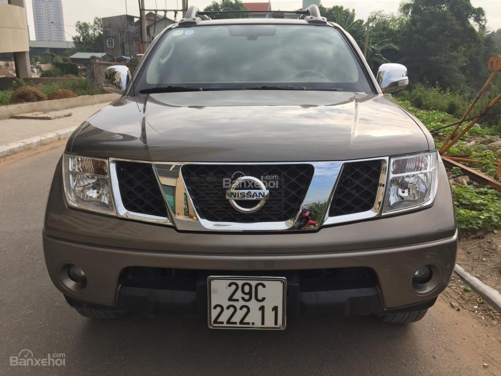 Cần bán lại xe Nissan Navara XE đời 2012, nhập khẩu chính hãng-5