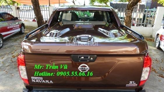 Bán Nissan Navara sản xuất 2016, màu nâu, nhập khẩu chính hãng giá cạnh tranh-2