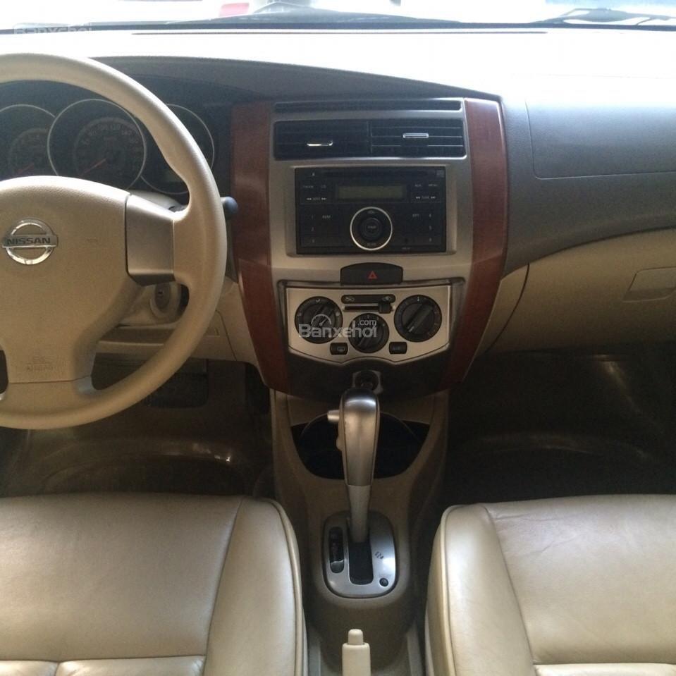 Bán xe Nissan Grand Livina 2011 AT, 485 triệu  -2
