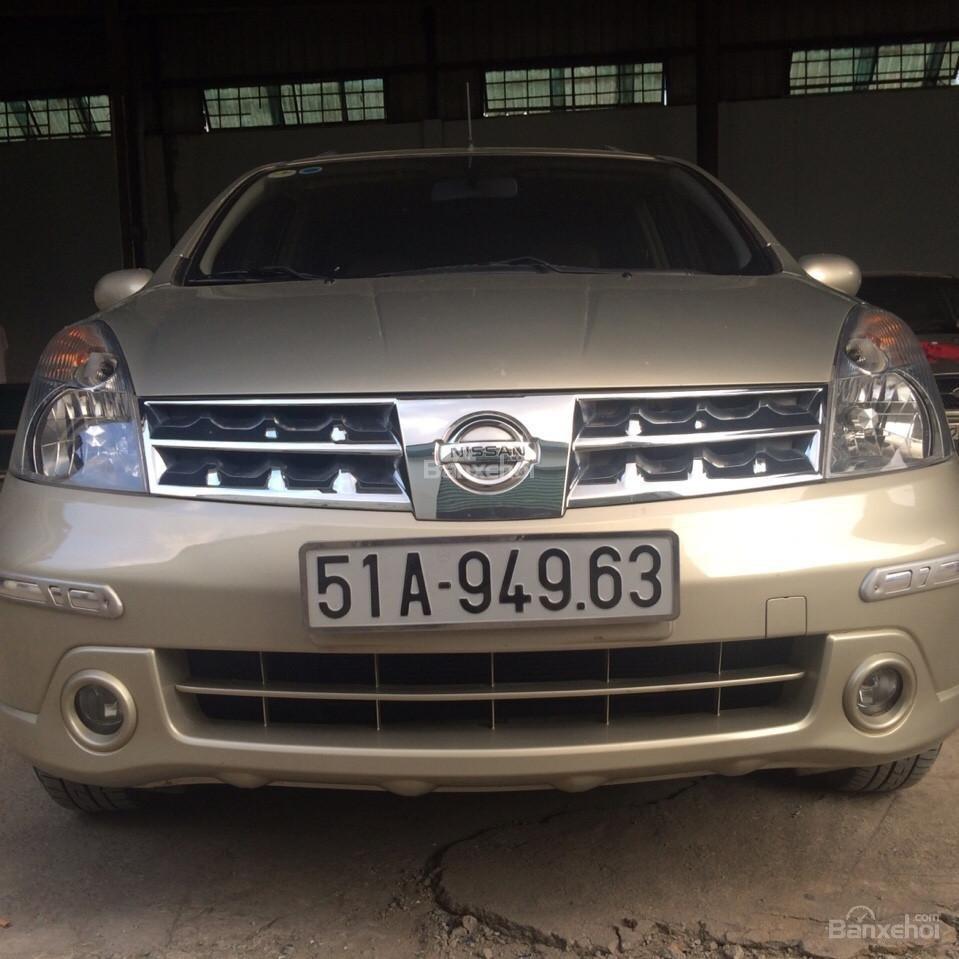 Bán xe Nissan Grand Livina 2011 AT, 485 triệu  -8