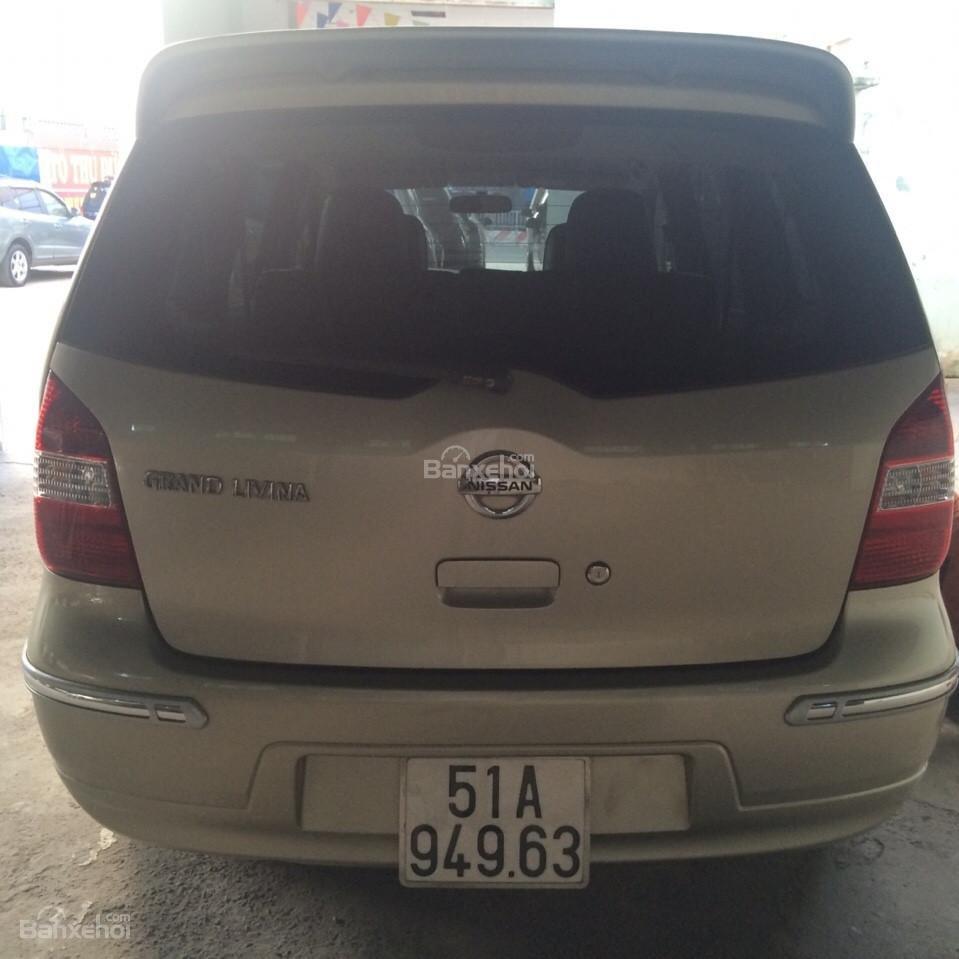 Bán xe Nissan Grand Livina 2011 AT, 485 triệu  -6