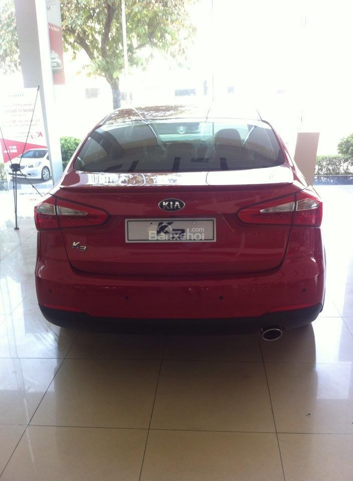 Cần bán Kia K3 2.0 AT đời 2015, màu đỏ-5