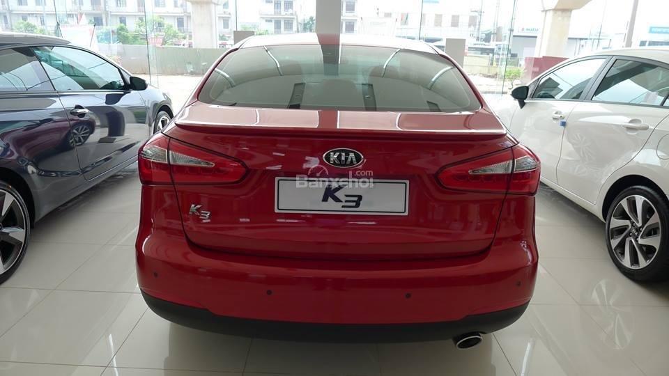 Bán Kia K3 1.6 AT sản xuất 2015, màu đỏ-3