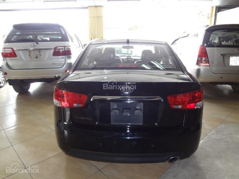 Bán ô tô Kia Cerato 1.6AT đời 2011, màu đen, xe nhập-3
