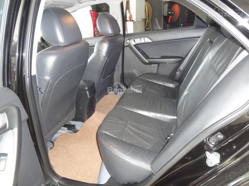Bán ô tô Kia Cerato 1.6AT đời 2011, màu đen, xe nhập-5