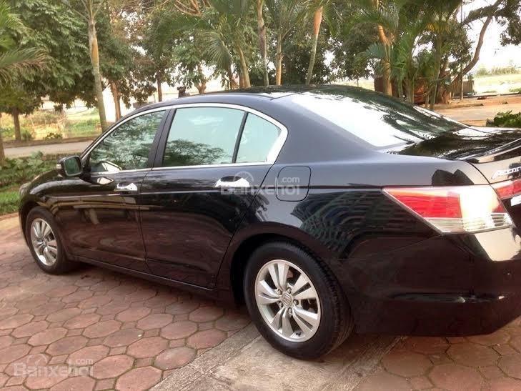 Gia đình cần bán ô tô Honda Accord 2.0 năm 2009, màu đen, nhập khẩu chính hãng, 755tr-2