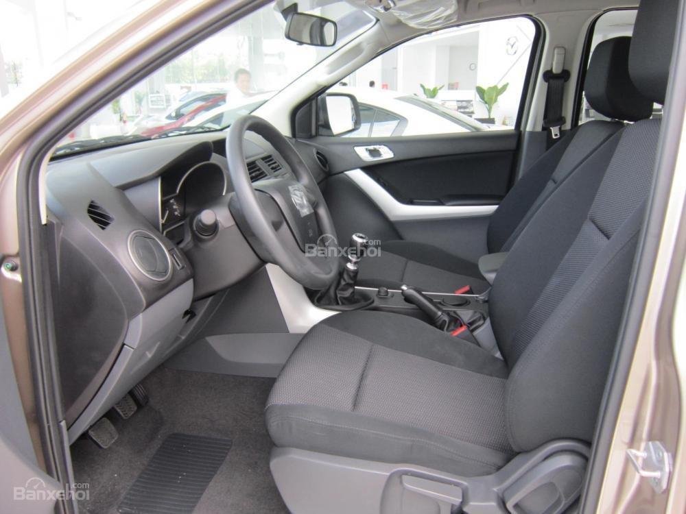 Xe bán tải Nhật Bản Mazda BT-50, xe mới 2015 -4