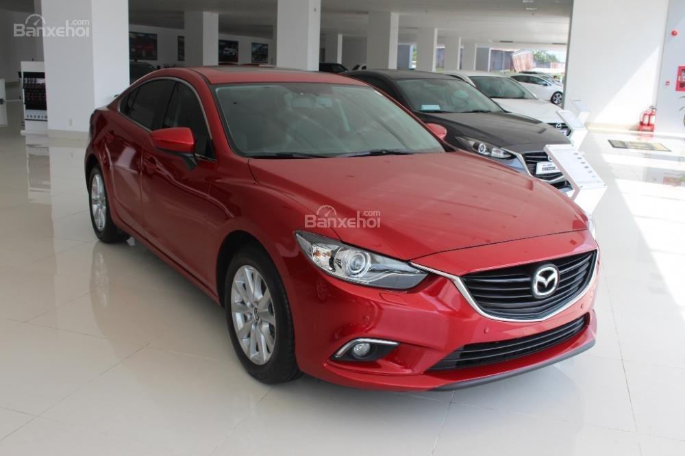 Mình bán xe Mazda 6 đời 2015, xe mới 100%, giao xe 5-7 ngày-0