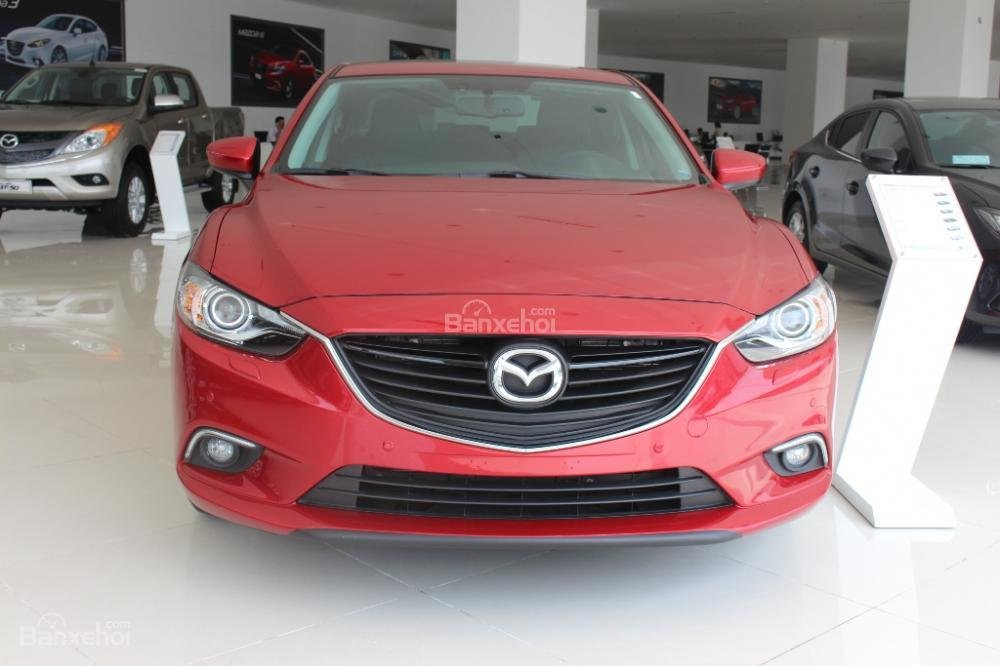 Mình bán xe Mazda 6 đời 2015, xe mới 100%, giao xe 5-7 ngày-1
