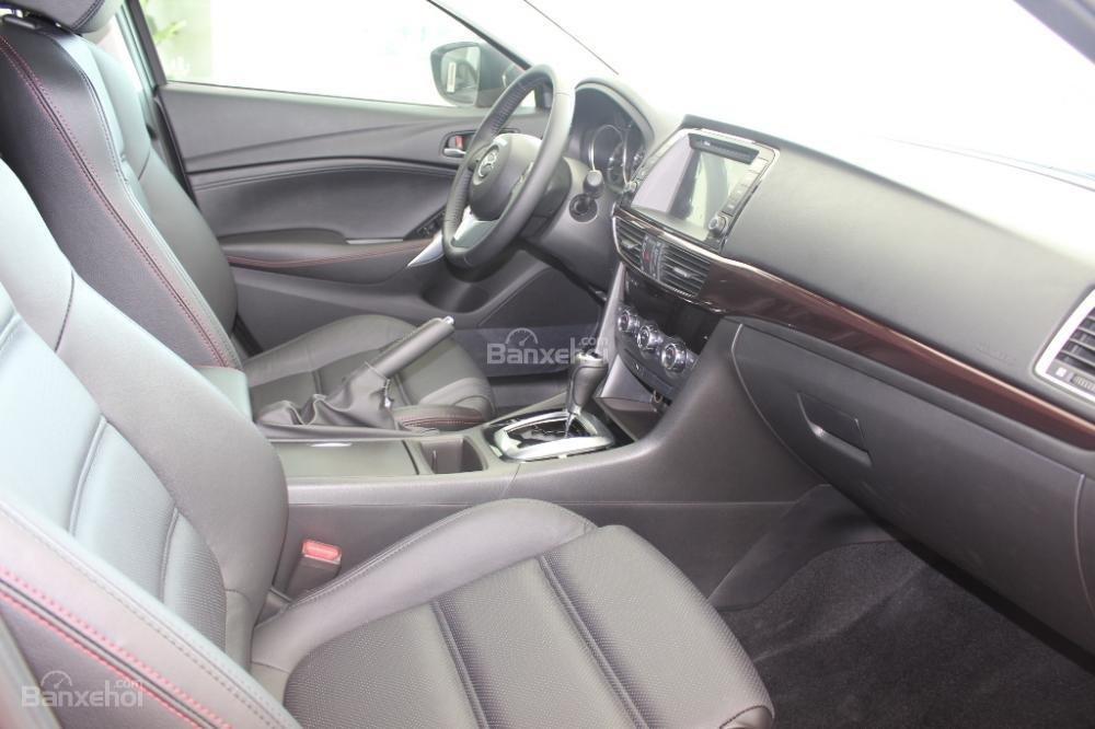 Mình bán xe Mazda 6 đời 2015, xe mới 100%, giao xe 5-7 ngày-5
