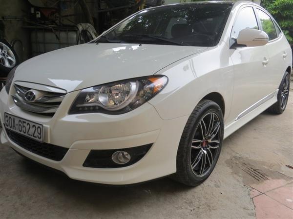 Cần bán lại xe Hyundai Avante đời 2014, màu trắng, như mới, giá chỉ 550 triệu-0