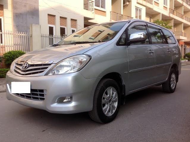 Gia đình tôi cần bán xe Innova G đời 2011-2