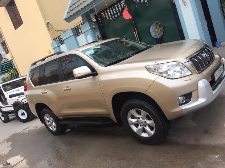 Chính chủ cần bán xe Toyota Prado TXL đời 2011 - 1.680 tỷ tại quận 2, TP Hồ Chí Minh-1