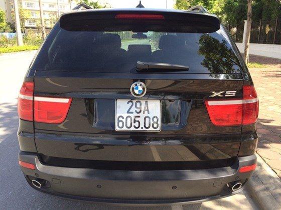 Bán BMW X5 3.0 sản xuất 2008, màu đen, xe nhập, chính chủ-3