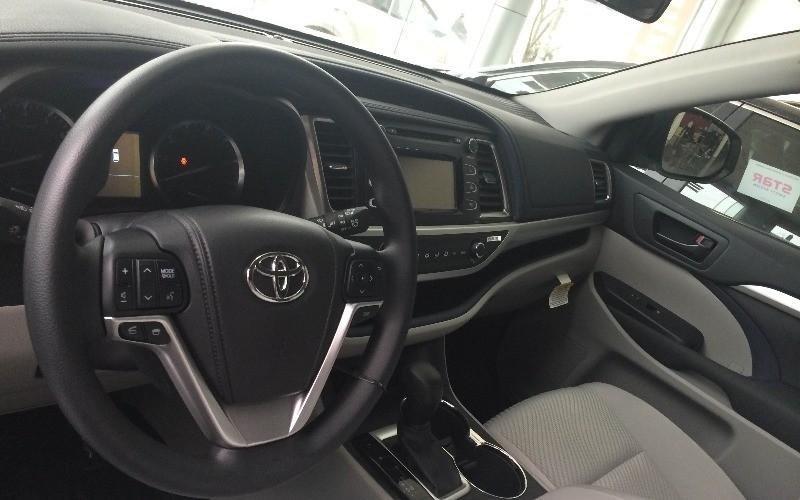 Bán Toyota Highlander 2015 sản xuất 2015 đủ màu, vui lòng liên hệ ngay để có giá tốt nhất-8