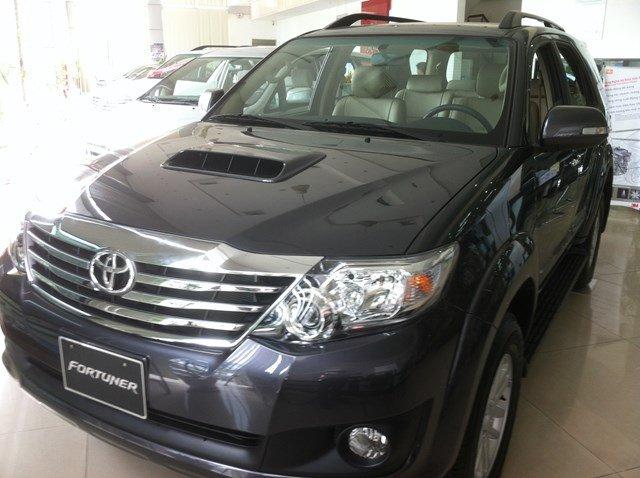 Toyota An Sương đang có chương trình bán hàng cực tốt cho dòng xe Toyota Fortuner model 2015-0