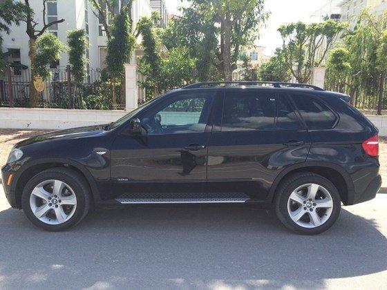 Bán BMW X5 3.0 sản xuất 2008, màu đen, xe nhập, chính chủ-0