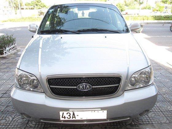 Cần bán Kia Carnival đời 2006, màu bạc, nhập khẩu chính hãng, như mới, giá 298tr-1
