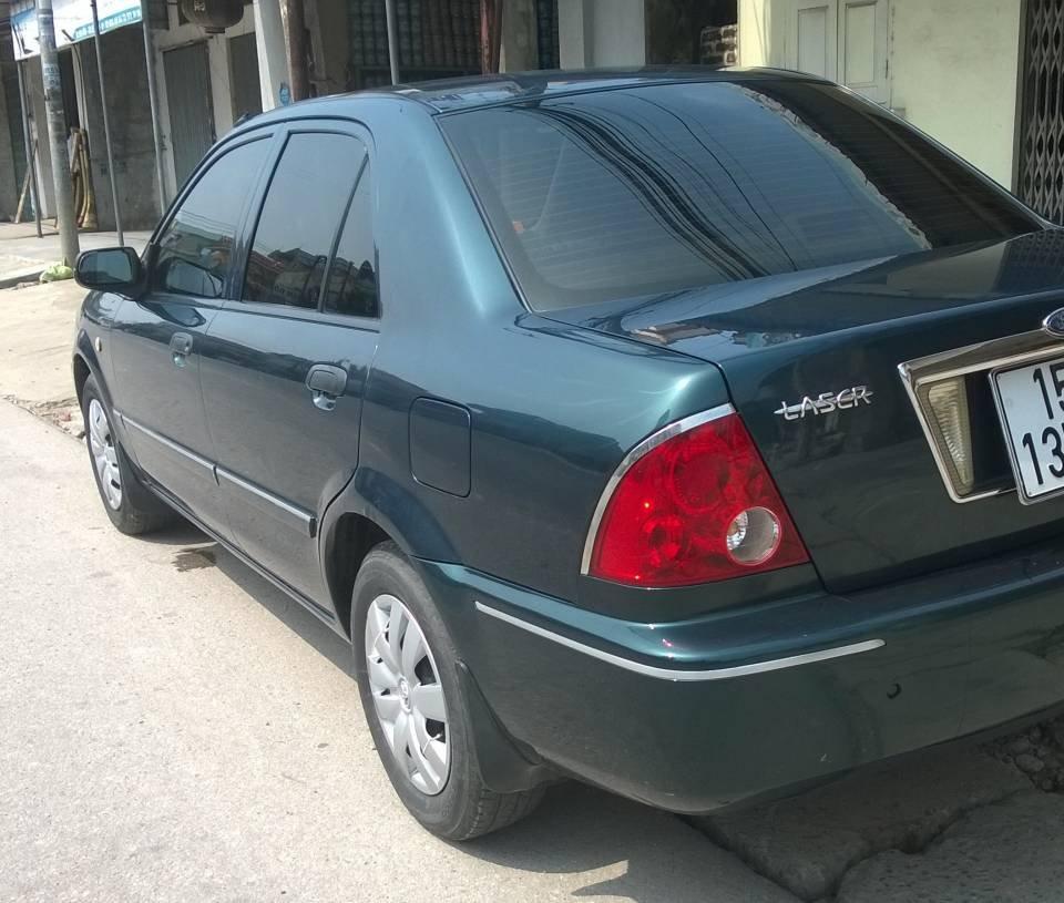 Bán xe Ford Laser LX 1.6 đời 2002, nhập khẩu chính hãng-2