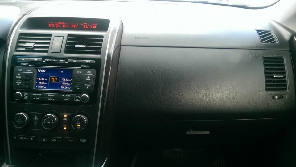 Bán ô tô Mazda CX 9 2012, màu xanh đá, nhập khẩu nguyên chiếc-13