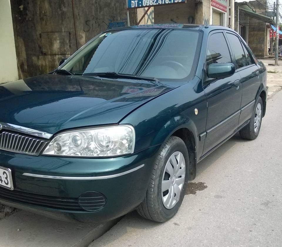 Bán xe Ford Laser LX 1.6 đời 2002, nhập khẩu chính hãng-0